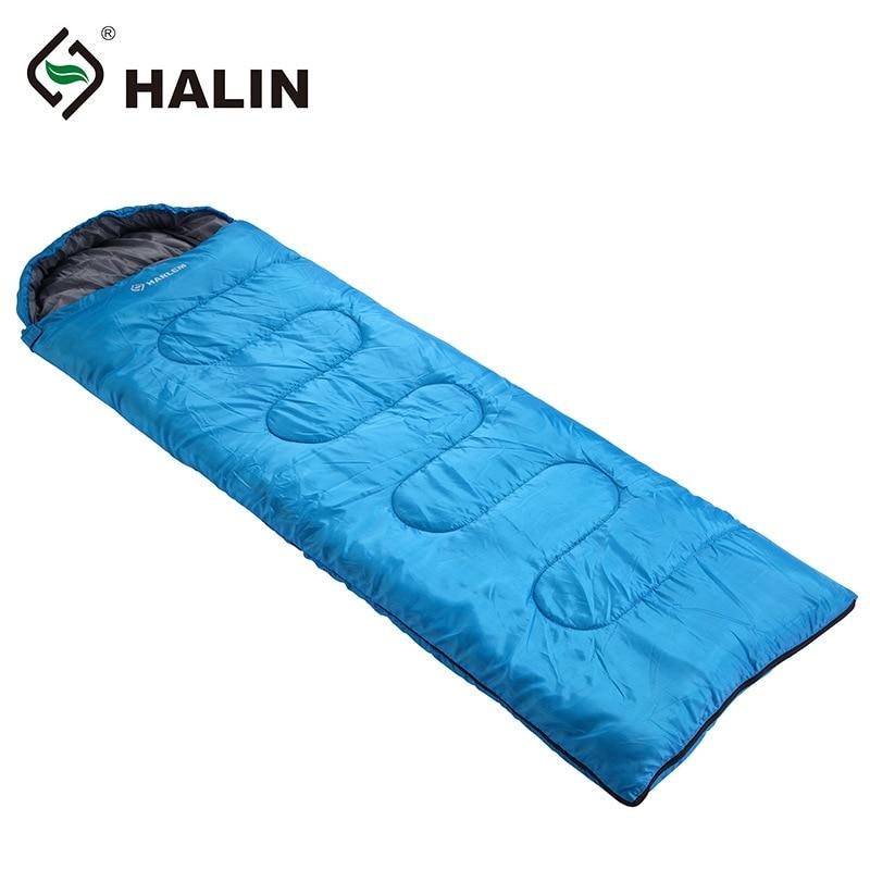 Sac de couchage de camping en plein air sac de couchage s Pour Le Printemps, Automne Et Automne Saisons