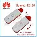 Desbloquear lte 150 mbps huawei k5150 4g lte usb stick lte 4g Módem usb 4g wifi dongle PK E3276 E398 E392 E392u-12 E398u-1 E3276s-150