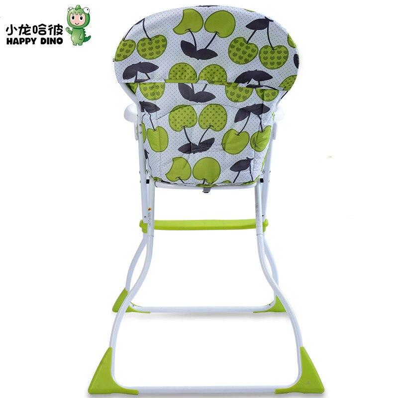 Kinder Esszimmerstuhl multifunktions Faltbare Ultra-light Babynahrung Tisch Und Stuhl LY100