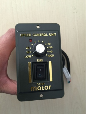 SPEED CONTROL UNIT MOTOR  SPEED CONTROLLER 6W-250WSPEED CONTROL UNIT MOTOR  SPEED CONTROLLER 6W-250W