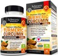 Turmeric Curcumin with Bioperine 1500mg. Premium Pain Relief & Joint Support with 95% Standardized Curcuminoids