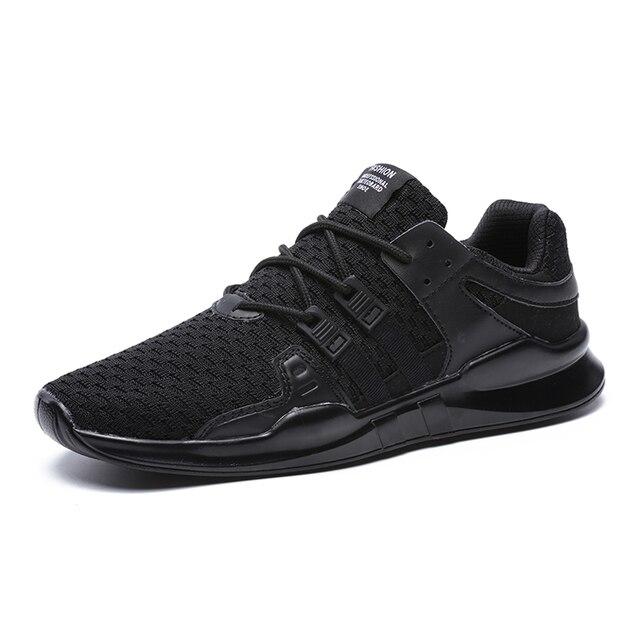 cb79b3a6a UNN Hot Light-weight Running Shoes White Men Sport Shoes SMART CHIP ...
