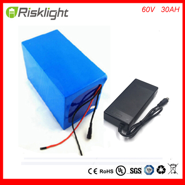 Rechargable li-ion battery pack 60v  Lithium ion battery  60V 30AH 3000W for electric motorcycle EV with 50A BMS ,CHARGER original 1050mah rechargable battery 3 7v li ion battery for sj8000 sj7000s j5000 sj4000 m10 sj5000x sj5000 sport action camera