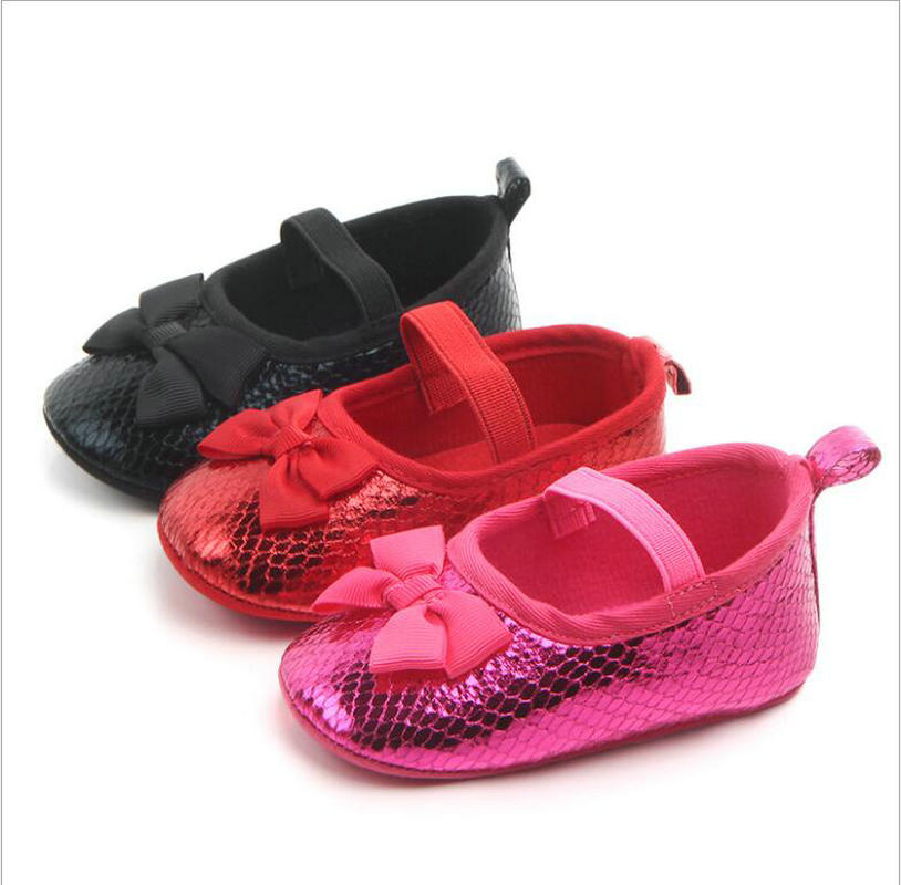 Red Sole Shoes For Baby Girl Beautiful Infant & Newborn Dress Shoes Prewalker Shoes Born Girl Sneaker