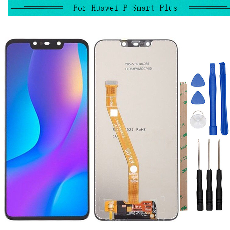 1pcs For Huawei P Smart+ P Smart Plus INE-LX1 Nova 3i LCD Display+Touch Screen Digitizer Assembly With Free Tool Kit