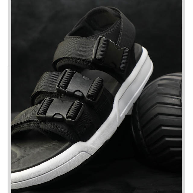 79150b6c018b placeholder New Original XiaoMi Free Tie Arc buckle male sandals  comfortable soft foot bed Non-slip