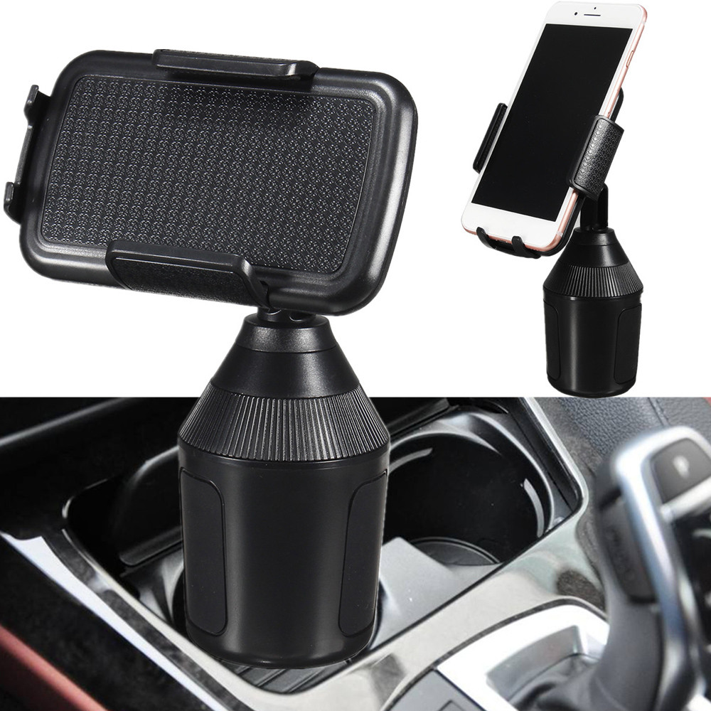 Magnetic Phone Holder Universal Adjustable Cup Holder Car GPS Air Mount For Mount Magnet Cell Phone Stand Holder WeatherTech