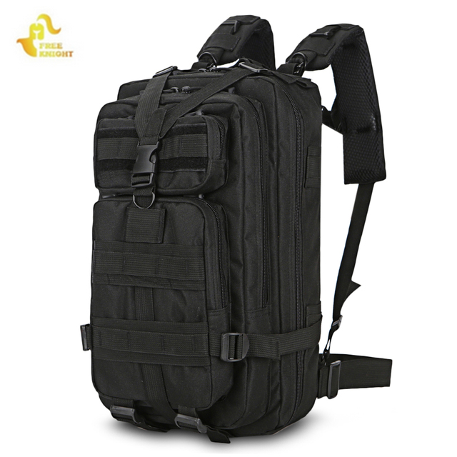 Free Knight 25L Outdoor Military Tactical Backpack Camouflage Bag Men Women Trekking Traveling Camping Hiking Rucksack 5 Colors