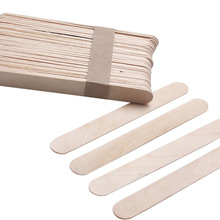 20PCS/Lot Wooden Spatulas Body Hair Removal Sticks Wax Waxin