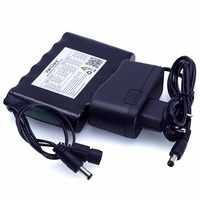 Varice Portable Super 18650 Rechargeable li-lon batterie capacité DC 12 V 6800 Mah CCTV Cam moniteur 12.6 V 1A chargeur