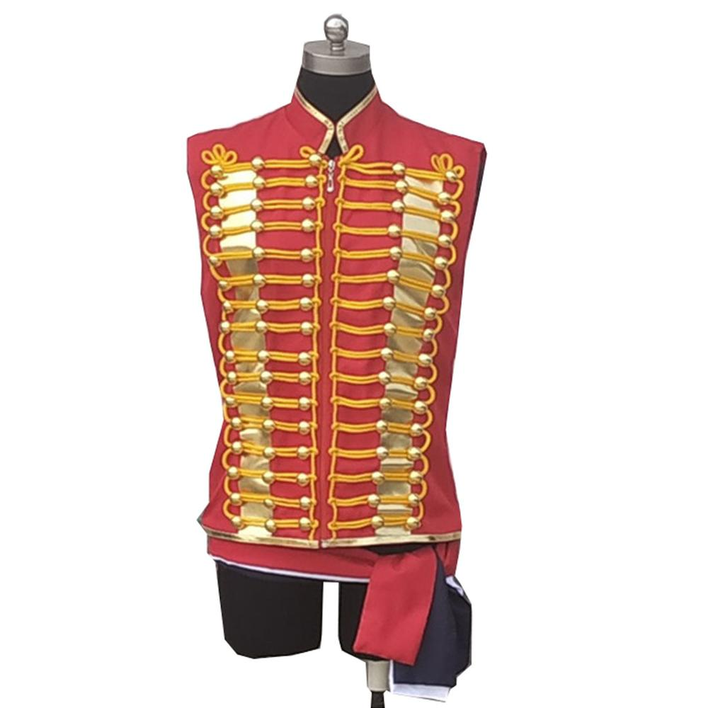 Musical Les Miserables Enjolras Vest Sash Set Cosplay Costume
