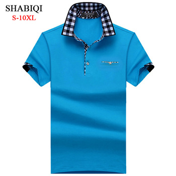 Plaid Collar Polo Shirt 1