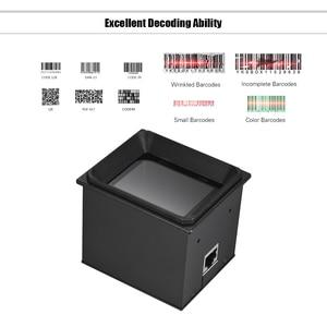 Image 3 - Aibecy 2d/qr/1d 임베디드 바코드 스캐너 (usb/rs232 케이블 포함) 코드 자동 스캐너 모듈 바코드 스캐너 스캔 엔진