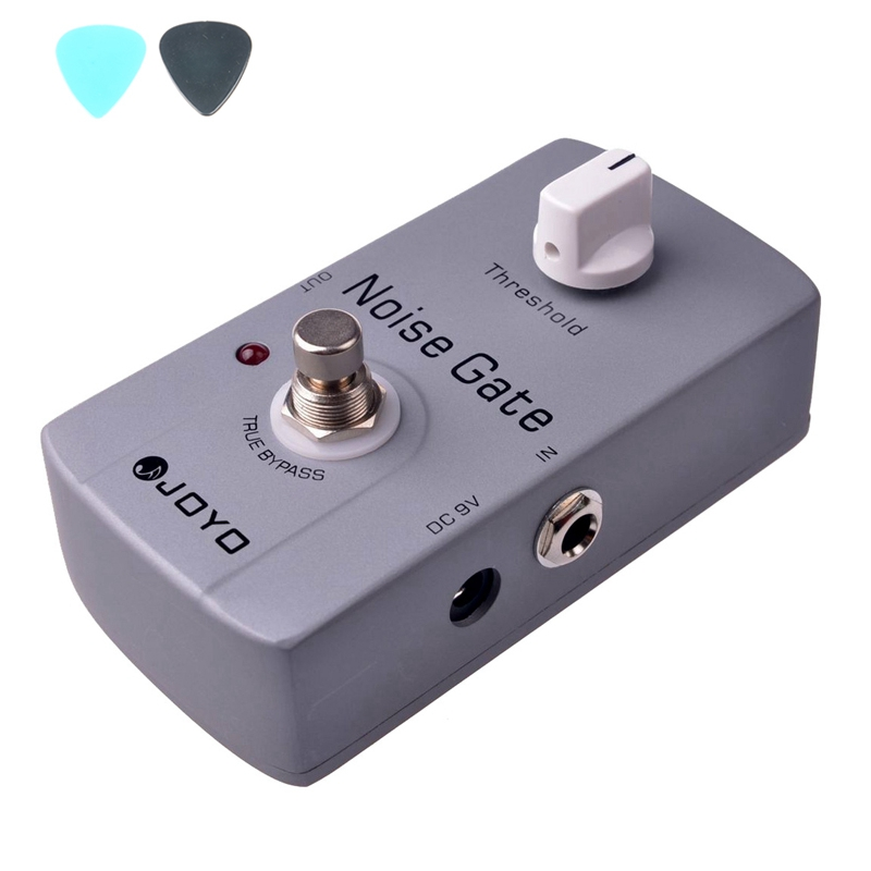 JOYO JF-31 Noise Gate Effects Guitar Pedal Noise Stompbox  Reduces The Extra Noise True Bypass Design Pedals