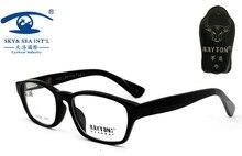 Free Shipping  Buffalo Horn OX Vintage Frame in Clear Lens Mens Eyeglass Frames Designer