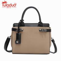 Luxury Handbag Women PU Leather Flag Bags Handbags Hot Sale Shouder Bag Office Lady Bag Simple