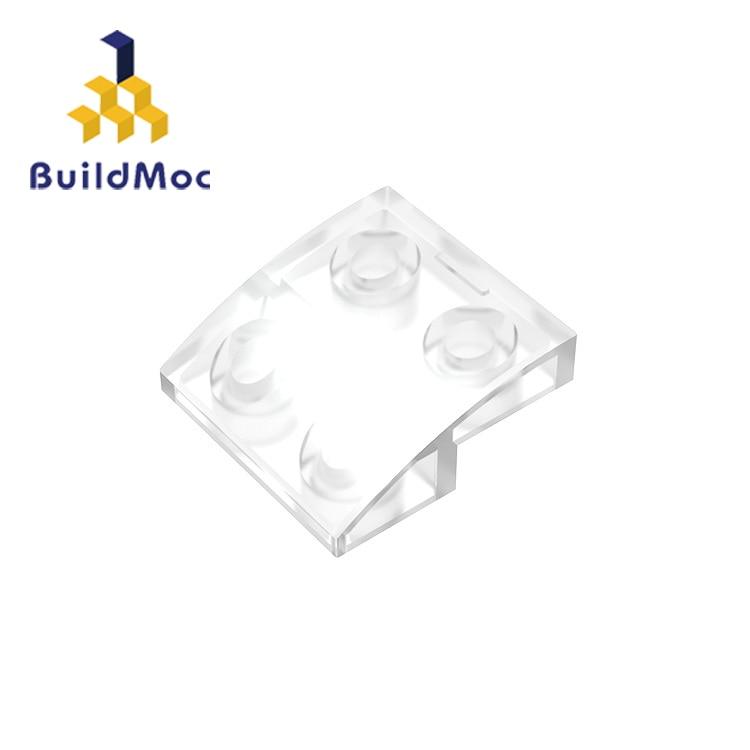 BuildMOC Compatible Assembles Particles 32803 2x2 For Building Blocks Parts DIY LOGO Educational Creative Gift Toys