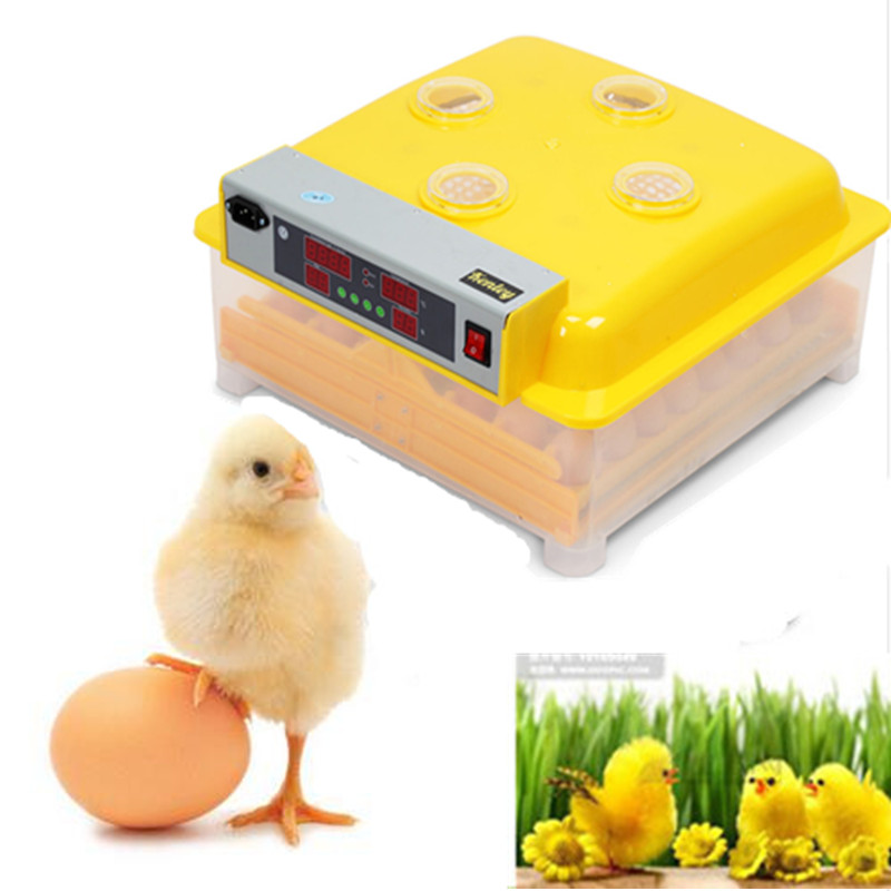 Mini home use intelligent digital clear  Incubation farm industrial   hatching incubator prices for sale