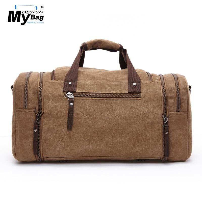DESIGN MYBAG Stor kapacitets resväska Family Weekend Junket Bagage - Väskor för bagage och resor - Foto 3