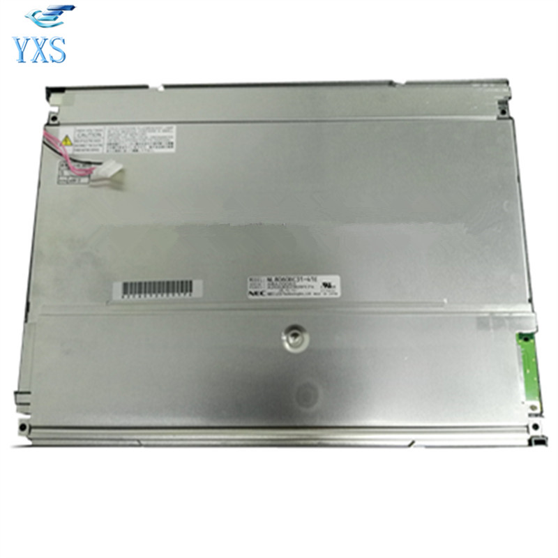 DHL Free NL8060BC31-42 NL8060BC31-41E Display Panel industrial display lcd screenoriginal authentic 12 1 inch nl8060bc31 18e