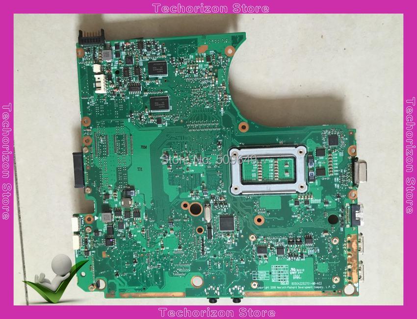 Placa base para portátil HP de calidad superior, para HP 574508-001 - Componentes informáticos - foto 3