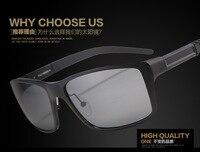 Lente Polarizada óculos de Condução de alumínio E Magnésio óculos de Sol dos homens Novos óculos de Sol Do Esporte Óculos de sol Por Atacado 8554 Trendsetter