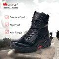 Modyf botas Los Hombres de invierno de calidad superior Militar botas de moto Moda zapatos al aire libre resistente al desgaste mirada agradable invierno calzado caliente