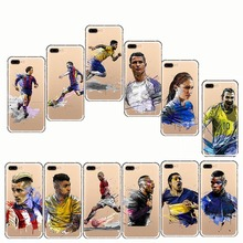 Football Soccer Phone Cover sport Cases For iphone 11 pro 6S 7 6 8 plus X 5 5S SE xs max xr
