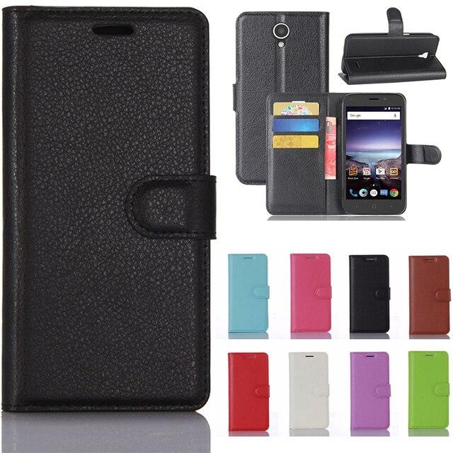 For ZTE Prestige 2 Case ZTE Prestige 2 N9136 Cover 5 3 inch Flip Leather  Wallet Cover Case For ZTE Prestige 2 N9136 Phone Case-in Wallet Cases from