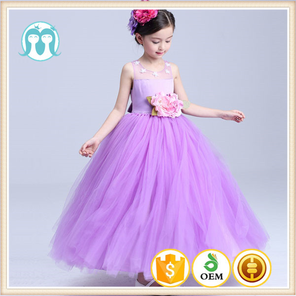 4fb86cc7736b High class evening party wearing western dress baby girl party dress  children frocks designs party girls dresses high quality