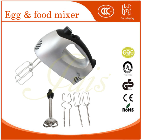 Home baking store Lower noise multi-functional juicer mixing dough egg food mixer hand stick egg mixer managing the store