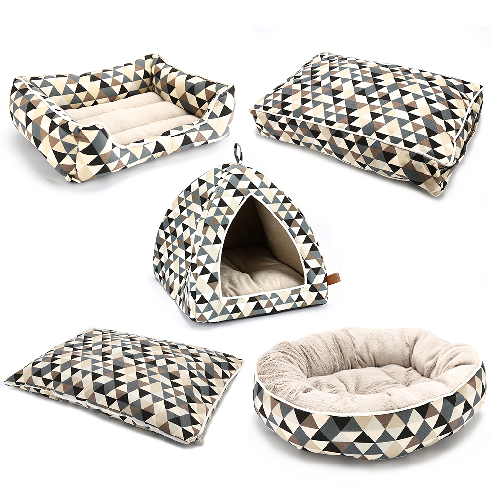 Pet Products Dog Bed Sofa Pet Bed Mats For Small Medium Large Dogs Cats Kitten House For Cat Puppy Dog Beds Mat Bench Pet Kennel