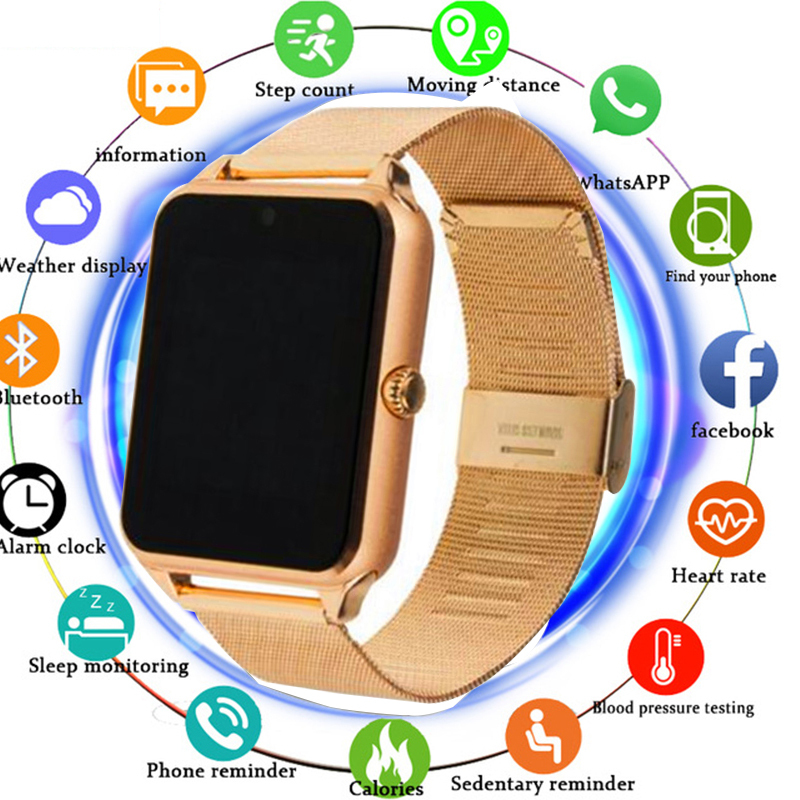 New Smart Watch GT08 Plus Metal Strap Bluetooth Wrist Smartwatch Support Sim TF Card Android&IOS Watch Multi-languages PK S8 Z60New Smart Watch GT08 Plus Metal Strap Bluetooth Wrist Smartwatch Support Sim TF Card Android&IOS Watch Multi-languages PK S8 Z60