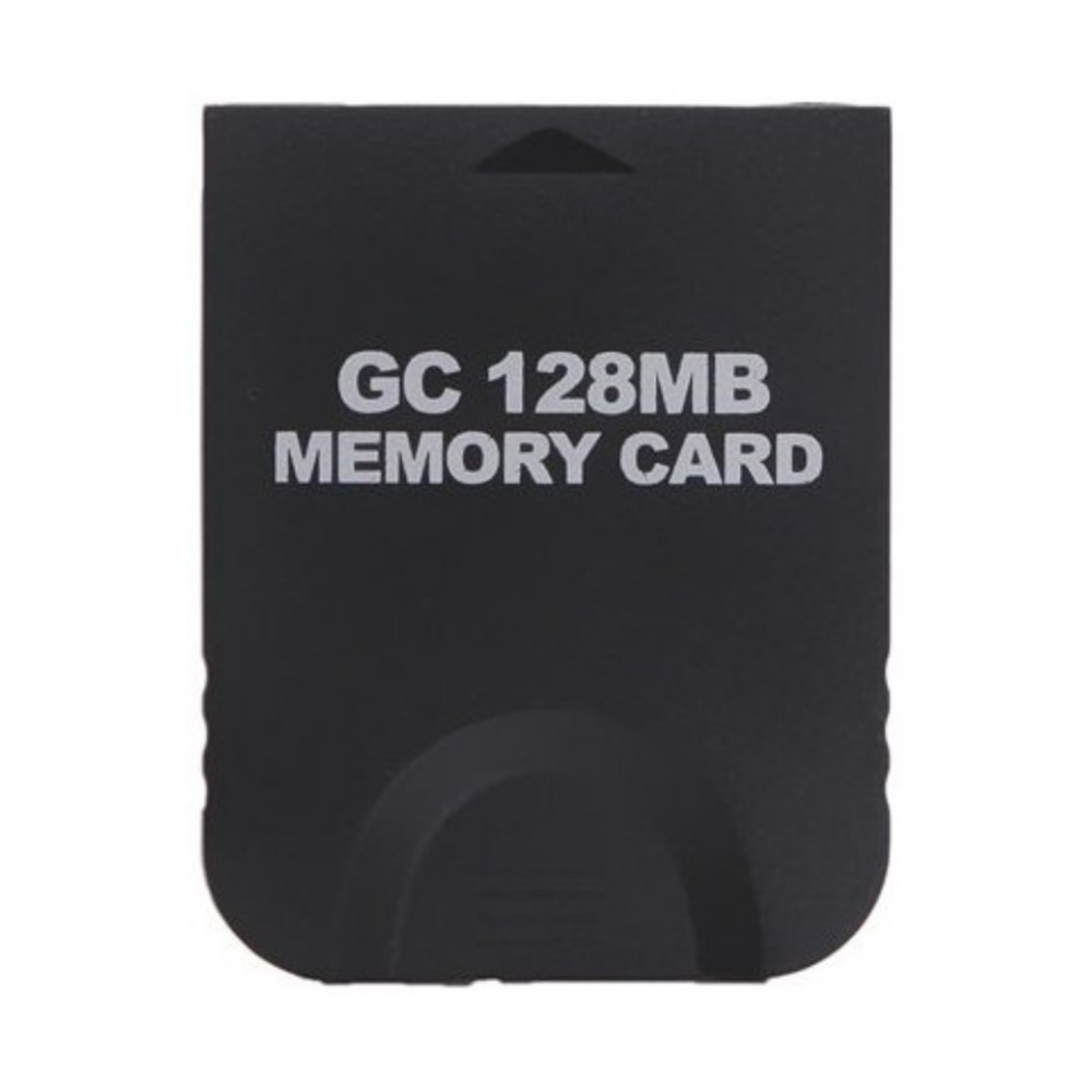 Professional 4MB/8MB/16MB/32MB/64MB/128MB Memory Card Stick for Nintendo Wii Gamecube Console Video Game Cards