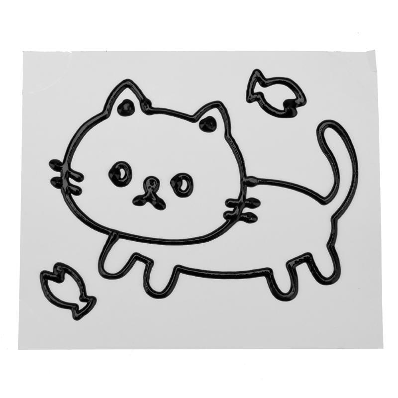 209 8 De Descuentodivertido Barro Pintura Cuadros Para Colorear Formarcilla Arte Juguete Pequeñas Cuentas Dibujos Animados Coche Gato Patrón