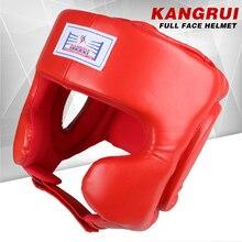 Профессиональный мма шлем кикбоксинг услышать передач синий красный взрослых мужчин женщин тхэквондо мма тайского бокса шлем головные уборы