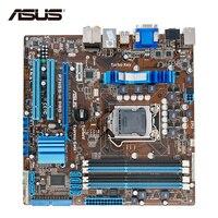 Asus P7H55-M PRO Originale Usato Scheda Madre Desktop Presa H55 LGA 1156 i3 i5 i7 DDR3 16G HDMI DVI VGA Su vendita