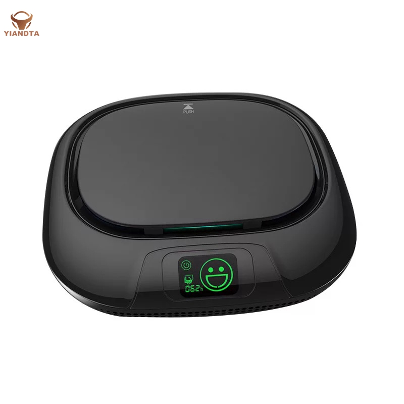 Smart Car Aromatherapy Machine Negative Ion In Addition To Formaldehyde Air PurifierSmart Car Aromatherapy Machine Negative Ion In Addition To Formaldehyde Air Purifier