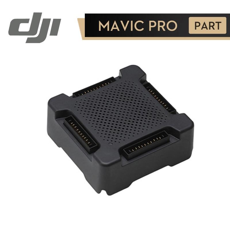 DJI Mavic Pro Charging Hub ( Advanced ) Parts 4in1 Mavic Battery Steward Parallel Charging Board Accessories Charger Adapter цены