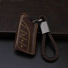 lsrtw2017 cowl leather car key bag for lexus es200 es260 es300h es350 2018 2019 2020