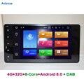 Aoluoya di RAM 4 GB di ROM 32G Octa Core Android 8.0 GPS del DVD DELL'AUTOMOBILE Per Mitsubishi Pajero V93 V97 Outlander 2012-2015 di Sport L200 2015 2016