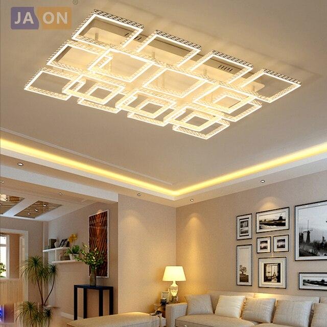 LED Nordic Iron Aluminum Acrylic Minimlism LED Lamp.LED Light ...
