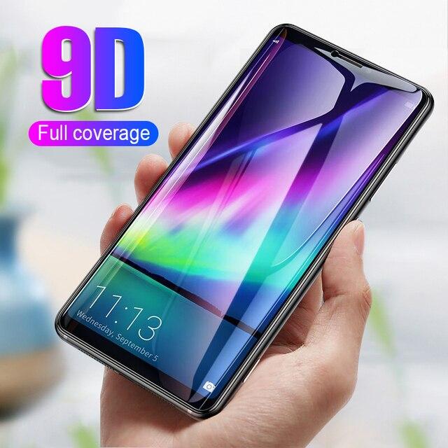 Coverage Full Tempered Glass Film For LG V30 V40 V50 V30S ThinQ G8 K12 Plus G7 V35 Sceen Protector Toughened Protective Glass