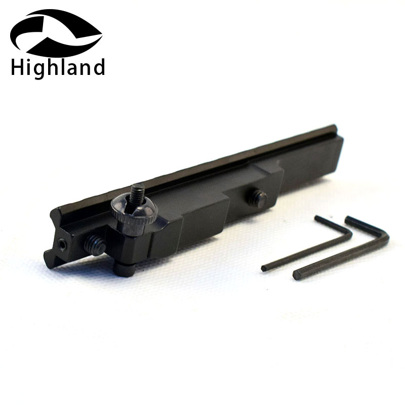 Hunting 98 K-98 K98 VZ 24 Mil-Spec Scout Picatinny Weaver Rail Scope Base Mount For Rifle Accessories