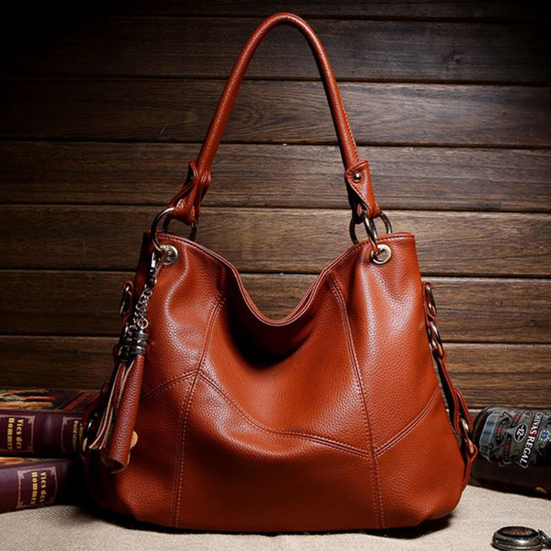 Hot Selling Fashion Women Bag Senior Cowskin Shoulder Bags Cross bady Bag Brand Casual Tote Ladies