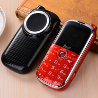 DBEIF F1000 Dual Flashlight FM Mp3 Mp4 Power Bank Magic Voice Change Touch Screen Rugged Mobile