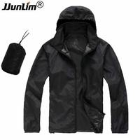 Hot New Autumn Spring Waterproof Wind Coat Lovers Rain Jacket Men Jacket Mujer Quick Dry Cycling