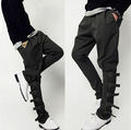 27-42 ! 2015 two ways trousers non-mainstream harem pants casual pants male plus size available men's stage singer costumes