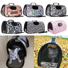 EVA Dog Carrier Foldable Outdoor Travel Bags for Small Puppy Cats Carrying Animal Pet Supplies