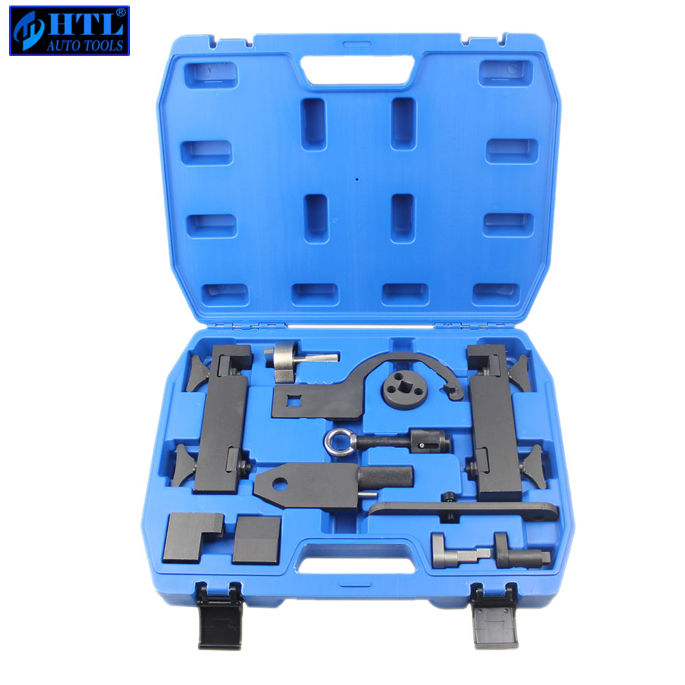 Camshaft Alignment Tool Kit For Jaguar Discovry 4 Rang Rover Sport V8 5.0 L Engine Timing Tool with Fuel Pump / Injector ToolEngine Care   -
